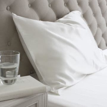 Silk Pillowcase For Acne