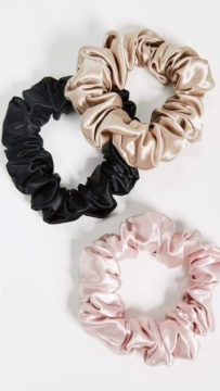Silk Scrunchies India