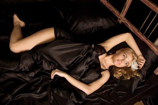 silk pillowcase amazon