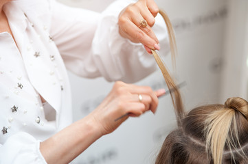 make your blowout